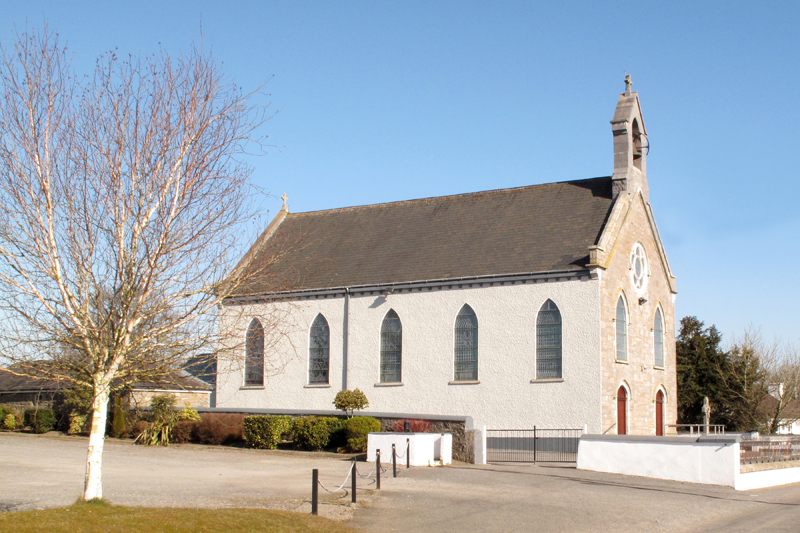 Church of Assumption Jordanstown.